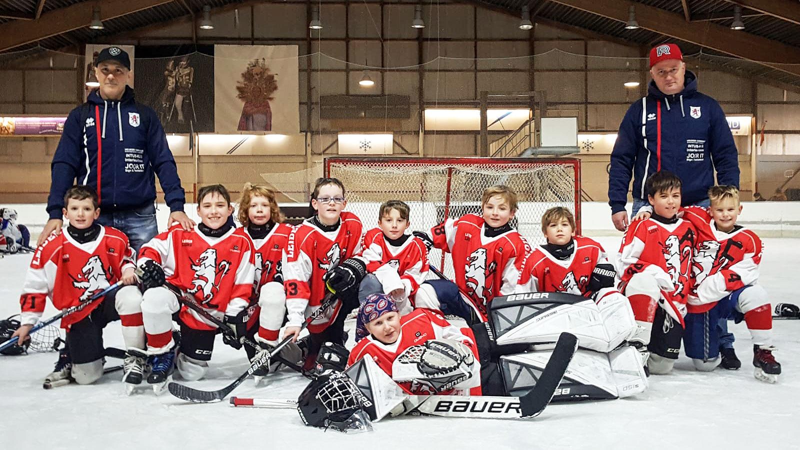 2020 - U10 - Leiden-Lions Team